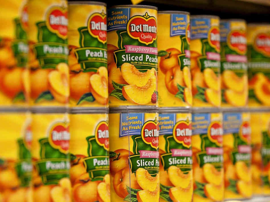 Canned Peaches Are As Nutritious As Fresh. Really?